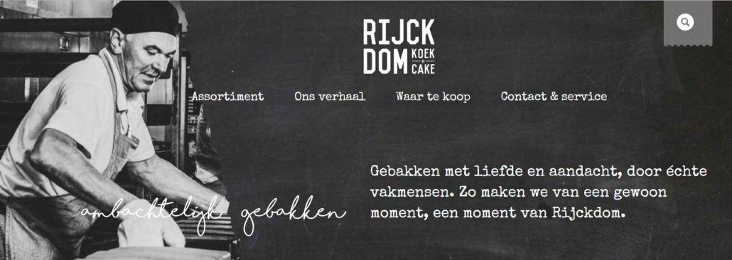 Rijckdom Cake en Koek van Plus Supermarkt - Rijckdom.nl